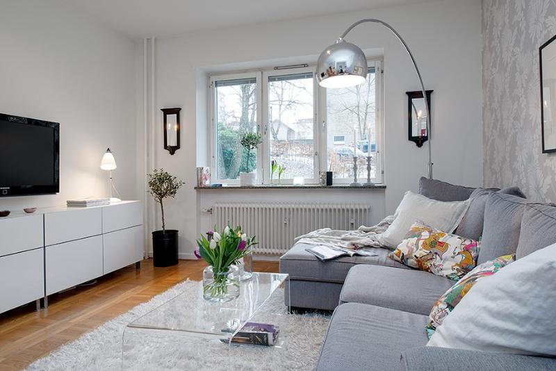 Дизайн квартиры небольшой